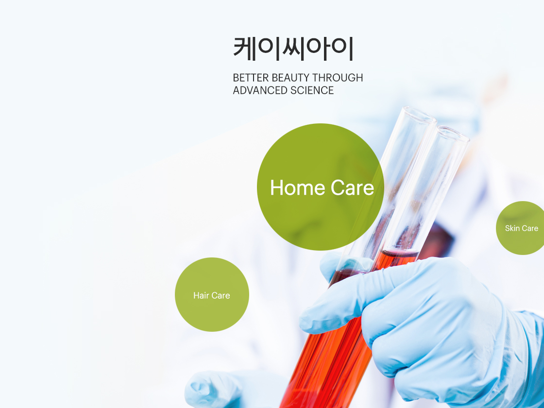 KCI삼양 BETTER BEAUTY THROUGH ADVANCED SCIENCE